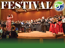 Choral Arts Festival – March 9th 4:00 PM