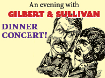 DINNER CONCERT – March 23, 2019 6:00 PM