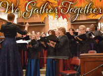 CONCERT-Nov. 24, 5:30 PM Praise, Thanksgiving and Remembrance