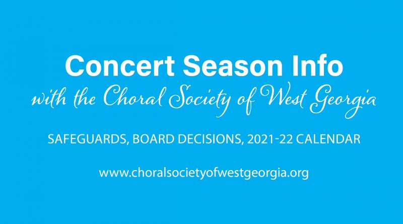 Concert Season Info