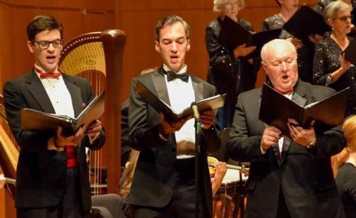 Men's Trio